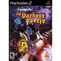 Neopets The Darkest Faerie Ps2 Jogo Novo Original Lacrado