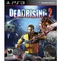 Jogo Dead Rising 2 Da Capcom Para Ps3 Americano Lacrado