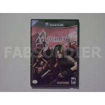 Resident Evil 4 Original Americano Completo!