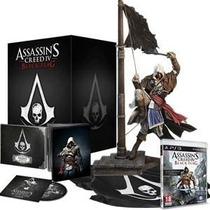Assassins Creed 4 Black Flag Ps3 Limited Edition Português!!