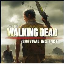 The Walking Dead/ Survival Inistinct Jogos Ps3 Codigo Psn
