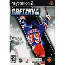 Jogo Exclusivo Sony Gretzky Nhl 06 Pra Ps2 Americano Lacrado