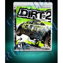 Dirt 2 - Ps3 *frete Grátis*
