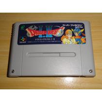 Linda Dragon Quest 1 E 2 Super Famicom Super Nintendo Japan