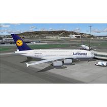 Cenários Para Flight Simulator 2004 - Eua E Caribe
