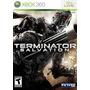Jogo Exterminador Futuro Terminator Salvation Pra Xbox 360