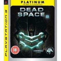Jogo Dead Space 2 Europeu Platinum Hits Do Ps3 Playstation 3