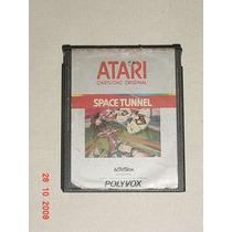 * Atari - Cartucho Original - Space Tunnel *