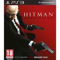 Hitman Absolution - Jogo Para Playstation 3