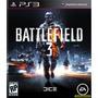Battlefield 3 - Jogo De Guerra Playstation 3 Bf3 Semi Novo