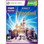Jogo Legendado Disneyland Adventures Pra Kinect Do Xbox 360