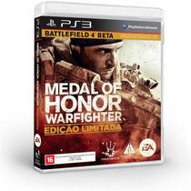 Game Ps3 Medal Of Honor: Warfighter Edição Limitada