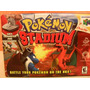 Pokemon Stadium Para Nintendo 64 Para Colecionar