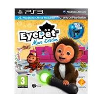 Ps3 * Eyepet Move Em Portugues * Rj * Eye Pet