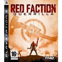 Red Faction Guerrilla Para Ps3, Americano, Lacrado