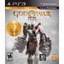 Jogo Sony 3d God Of War Saga 5 Games Em 1 Disco Para Ps3