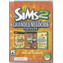 Game - Pc Rom- Original The Sims 2 Grandes Negocios- 3 Jogos