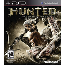 Game Ps3 Hunted: The Demon