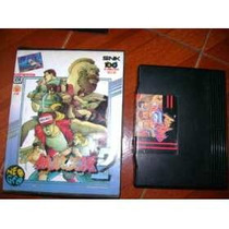 Fatal Fury 2 Japones Na Caixa Com Manual Neo Geo Caseiro