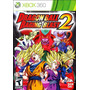 Dragon Ball Raging Blast 2 Mídia Física Xbox 360