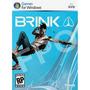 Game Brink - Pc - Novo, Lacrado - Promoção