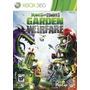 Plants Vs Zombies Garden Warfare Port Mídia Física Xbox 360