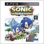 Sonic Generations - Original Ps3 - Envio Imediato