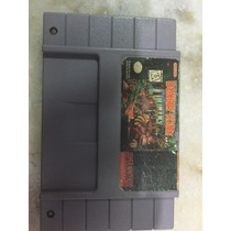 Super Nes: Donkey Kong Country Original Americano! Salvando!