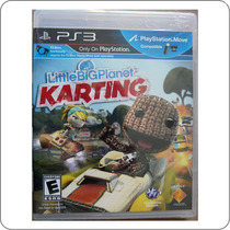 Little Big Planet Karting - Ps3 - Original Novo Lacrado