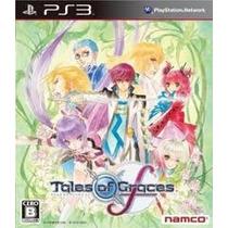Jogo Americano Tales Of Graces F Para Playstation 3 Ps3