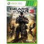 Game Gears Of War 3 - Xbox 360 (original Novo Lacrado)