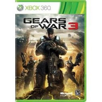 Game Gears Of War 3 - Xbox 360 (original Novo Lacrado)