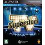 Ps3 * Tv Superstars * Move * Lacrado * No Rj * Em Português