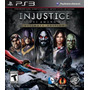 Injustice Gods Among Us Ultimate Portugues Mídia Física Ps3