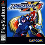 Mega Man X4 - Playstation 1 Original!