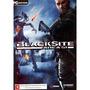 Game Pc Blacksite Area 51 Dvd Rom - Novo Lacrado