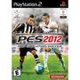 Jogo Pes 2012 Pro Evolution Soccer Para Ps2 Playstation 2