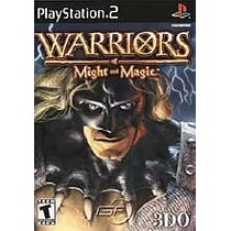 Warriors Of Might And Magic - Ps2 Original