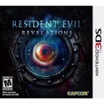 Resident Evil Revelations - Nintendo 3ds