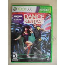 Dance Central Kinect Completo - Original Xbox 360 Ntsc