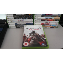 Jogo De Xbox 360 Assassinos Creed 2 Original