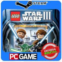 Lego Star Wars Iii: The Clone Wars Steam Cd-key Global