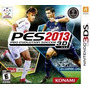 Jogo Konami Pes 2013 Pro Evolution Soccer Para Nintendo 3ds