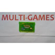 Pokemon Emerald Para Game Boy Advance