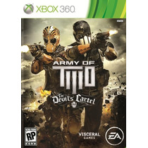 Army Of Two: The Devil`s Cartel - X360