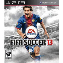 Fifa 2013 - Ps3
