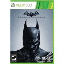 Jogo Xbox 360 - Game Original - Batman Arkham Origins