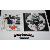 Sega Worldwide Soccer 97 Original Tec Toy