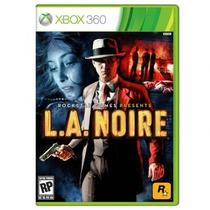 L.a. Noire Platinum Hits - Xbox 360
