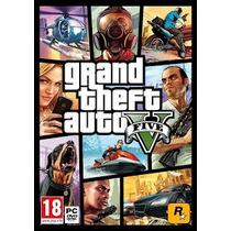 Grand Theft Auto V + 2 Jogos Extras - Gta 5 - Frete Gratis